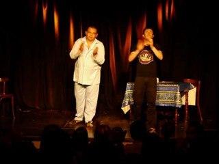 Sanjorge - Anthony Joubert et Eric Collado