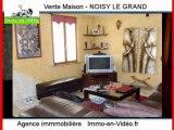 Achat Vente Maison NOISY LE GRAND 93160 - 95 m2