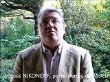 """Jacques NIKONOFF """"Qu'est-ce que le M'PEP ?"""" candidat aux législatives 2012 - 3ème circonscription du Var"""