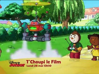 Disney Junior - T'Choupi le film - Lundi 28 Mai à 13H10