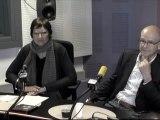 Les Matins - Les enjeux de la politique européenne et internationale de F.Hollande