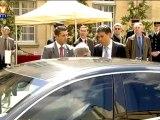 Ayrault prend ses fonctions de Premier ministre