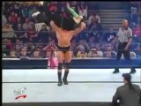 Brock Lesnar WWE debut match: vs Jeff Hardy (Backlash 2002)