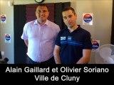 Club Altitude- Coté local - Ville de Cluny partie 1
