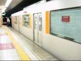 Tokyo metro ;hanzomon-shibuya