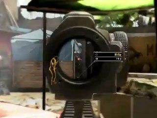 Ghost Recon Future Soldier - Trailer de lancement