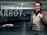 AR Drone 2 : le nouveau quadricoptère du français Parrot