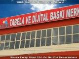 ANKARA Dijital Baskı - Euro Reklam Ankara