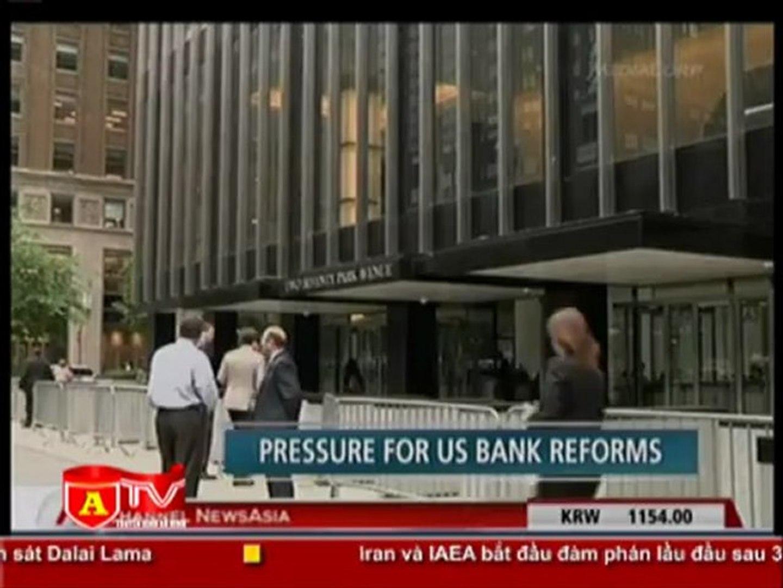 ANTÐ - Nhà Trắng kêu gọi cải cách ngân hàng sau vụ việc Ngân hàng JPMorgan thua lỗ