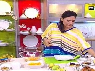 Recette Pour Enfant : Dessert, Recettes Verrines Au Flan Et Fruits Frais