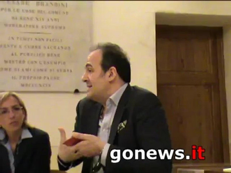 BE.GO E ORATORIO SAN CARLO : ARRIVA LA MOSTRA DI OMAR GALLIANI