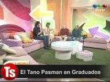 Minutouno.com: El Tano Pasman en Graduados