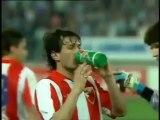 Κύπελλο Πρωταθλητριών 1990-1991: Ερυθρός Αστέρας-Μαρσέιγ 5-3 πέν. (0-0 παρ., 0-0 κ.α.)