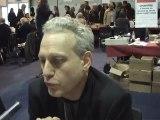 Yves Bigot à la Foire du livre de Saint-Louis Alsace 2012