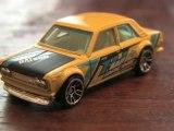 CGR Garage - DATSUN BLUEBIRD 510 Hot Wheels review