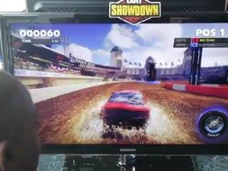Real Life 8-Ball Racing de Dirt Showdown