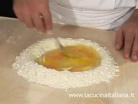 Pasta all'uovo
