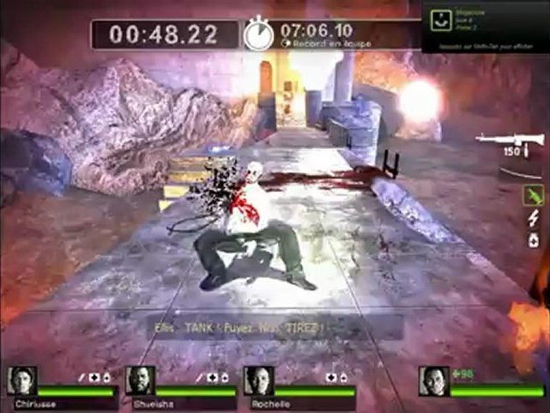 Left 4 Dead 2 - Vidéo-Défi LOTR Siege