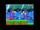 CGRundertow NEW SUPER MARIO BROS. for Nintendo DS Video Game Review