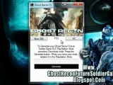 How to Get Ghost Recon Future Soldier Game Crack Free on PC, Xbox 360 And PS3!!