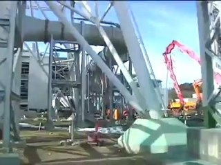 Crippled Fukushima-1 Plant Revealed to the Media for the First Time(Nov.2011)/事故後初公開のフクイチ動画