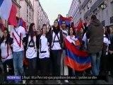 I-tele 24 avril 2012 Nicolas Sarkozy Francois Hollande
