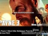 Max Payne 3 Silent Killer Multiplayer Loadout Pack DLC Codes Leaked
