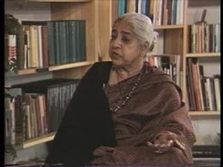 J.Krishnamurti Pupul Jayakar 1983, 1 sur 1