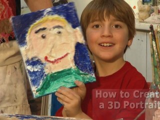 How to create a 3D Portrait