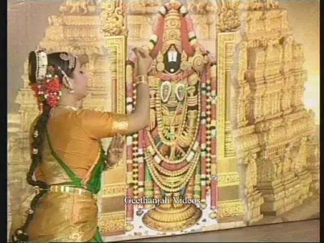 Kuchipudi — Sri Venkateswara Vaibhavam — Sriman Narayana — Sri Annamacharya — Bhoopalam Ragam