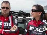 Tour of California 2012: Team BMC Soigneurs