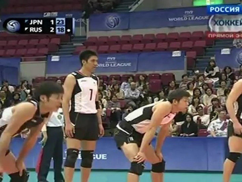 Волейбол. Муж. Мировая Лига. Россия-Япония. 19.05.2012 333