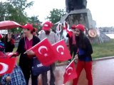 19 mayıs Antalya Cumhuriyet Meydanı