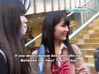 "FUKUSHIMA, through the Eyes of Children [Part3/4]: ""Children's Opinion Poll""/子どもたちが見た福島[Part3/4]「子ども街頭アンケート」"