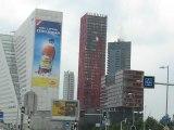 Rotterdam, Pays Bas : gratte ciel