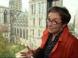 """Espace Monet-Cathédrale à Rouen: """"une réussite"""" Valérie Fourneyron"""