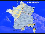Météo 21 mai 2012: Prévisions à 7 jours: Orages locaux et chaleur !