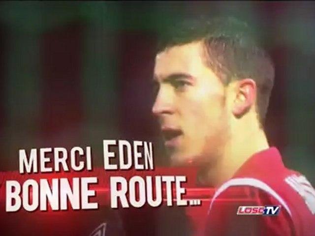 Hommage Eden Hazard