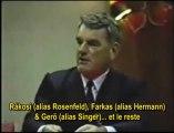 Hongrie 1956, les origines censurées de l'Insurrection de Budapest, par David Irving, 1995 (extrait VOSTFr)