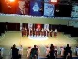 2012 İstanbul İl Birincisi Gazipaşa İÖO Folklor Ekibi