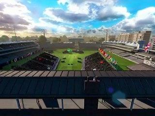 Stand de tir de Londres 2012 - Le jeu vidéo officiel des Jeux Olympiques