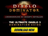 Diablo 3 Dominator Review - Is Diablo 3 Dominator a Scam?