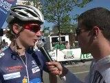 COURSE - COUPE DE FRANCE MARATHON ROLLER : Rennes sur Roulettes 2012 - Interview Alexis Contin