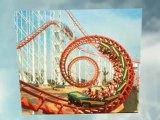 Six Flags Magic Mountain Tickets - 4 Free Tickets!