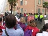 Rassemblement anti corrida à Alès (20.05.2012)