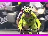 Giro d'Italia 2012 Stage 15 Matteo Rabottini vs Rodriguez Oliver Maxchiney