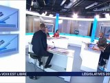 Bruno Gollnisch dans la Voix est Libre (France 3 Provence Alpes) 19/05/2012