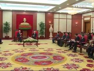 Le journal hebdomadaire du 23 au 29 Avril 2012, VNEWS - Truyền hình Thông tấn xã Việt Nam