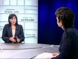 """Anne Hidalgo : """"Notre volonté, c'est de continuer à faire des logements sociaux à Paris"""", le 22/05/12"""