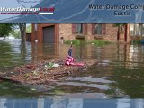 Eustis Water Damage Company ~ Extraction & Clean Up Available